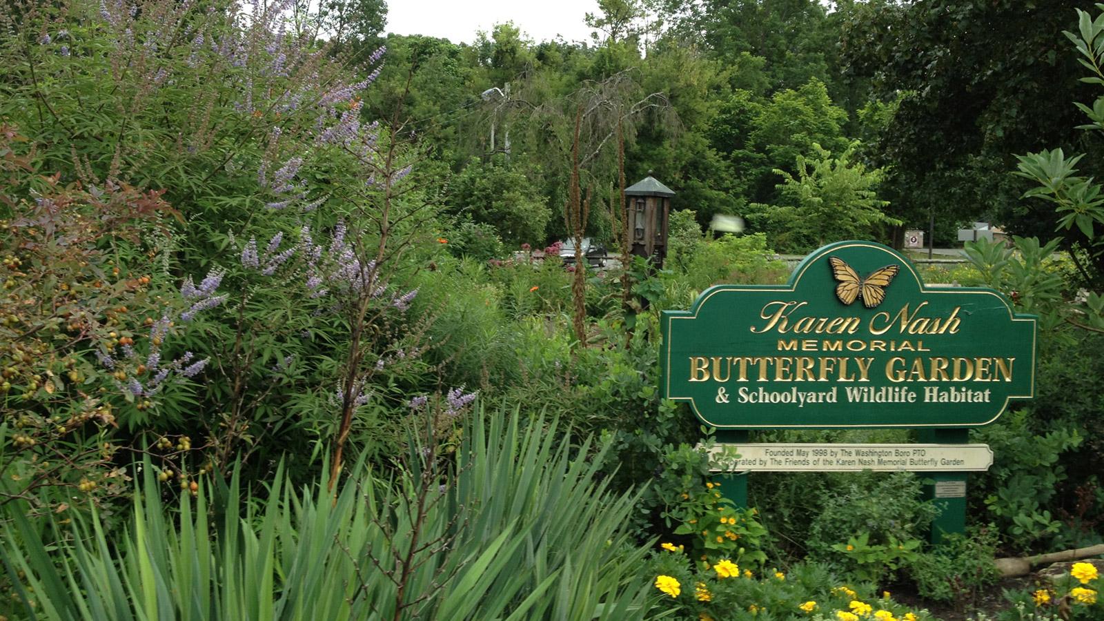 Karen Nash Memorial Butterfly Garden